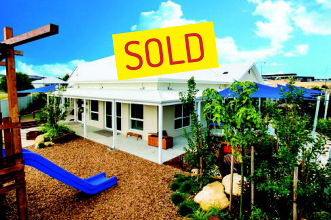 Brand New Childcare Centre sells for $4.43m, under the hammer.
