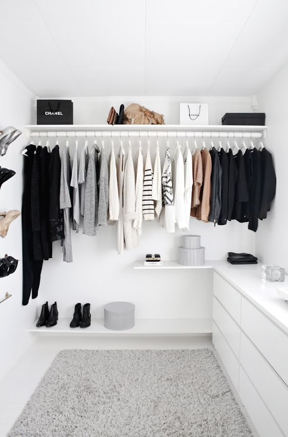 10 of the best walk-in wardrobe ideas and designs