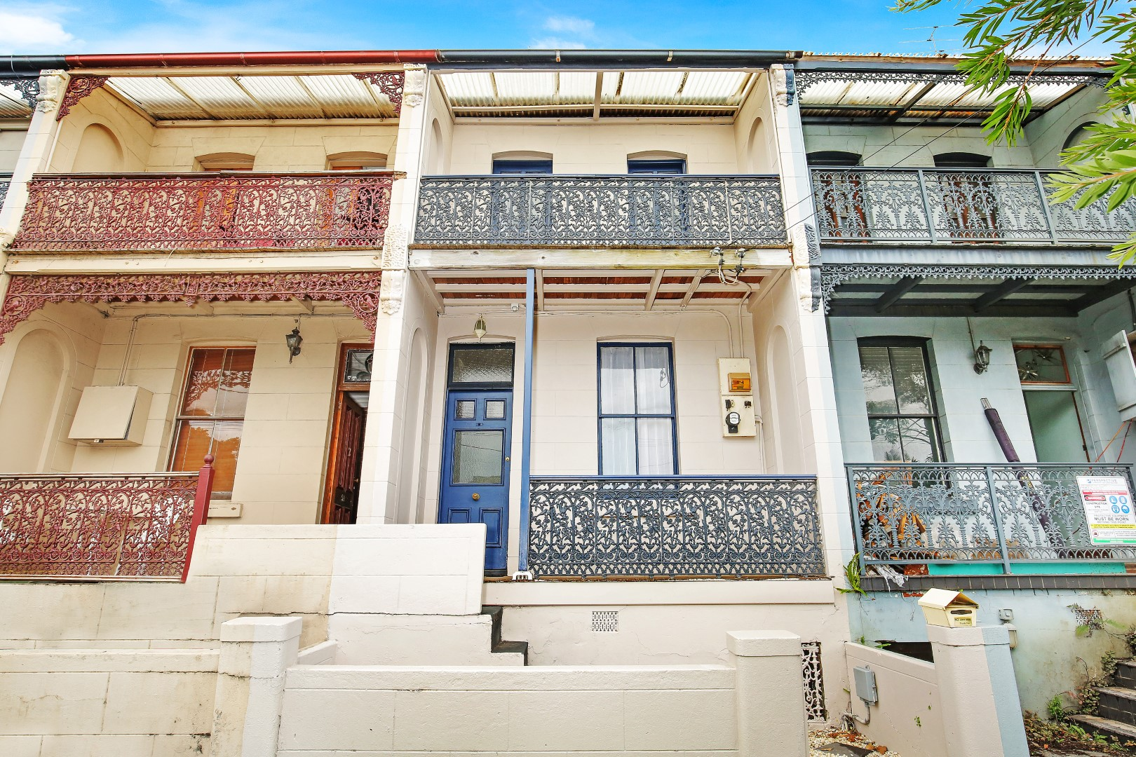Circa 1880's victorian terrace on the market for the first time in nearly 30 years