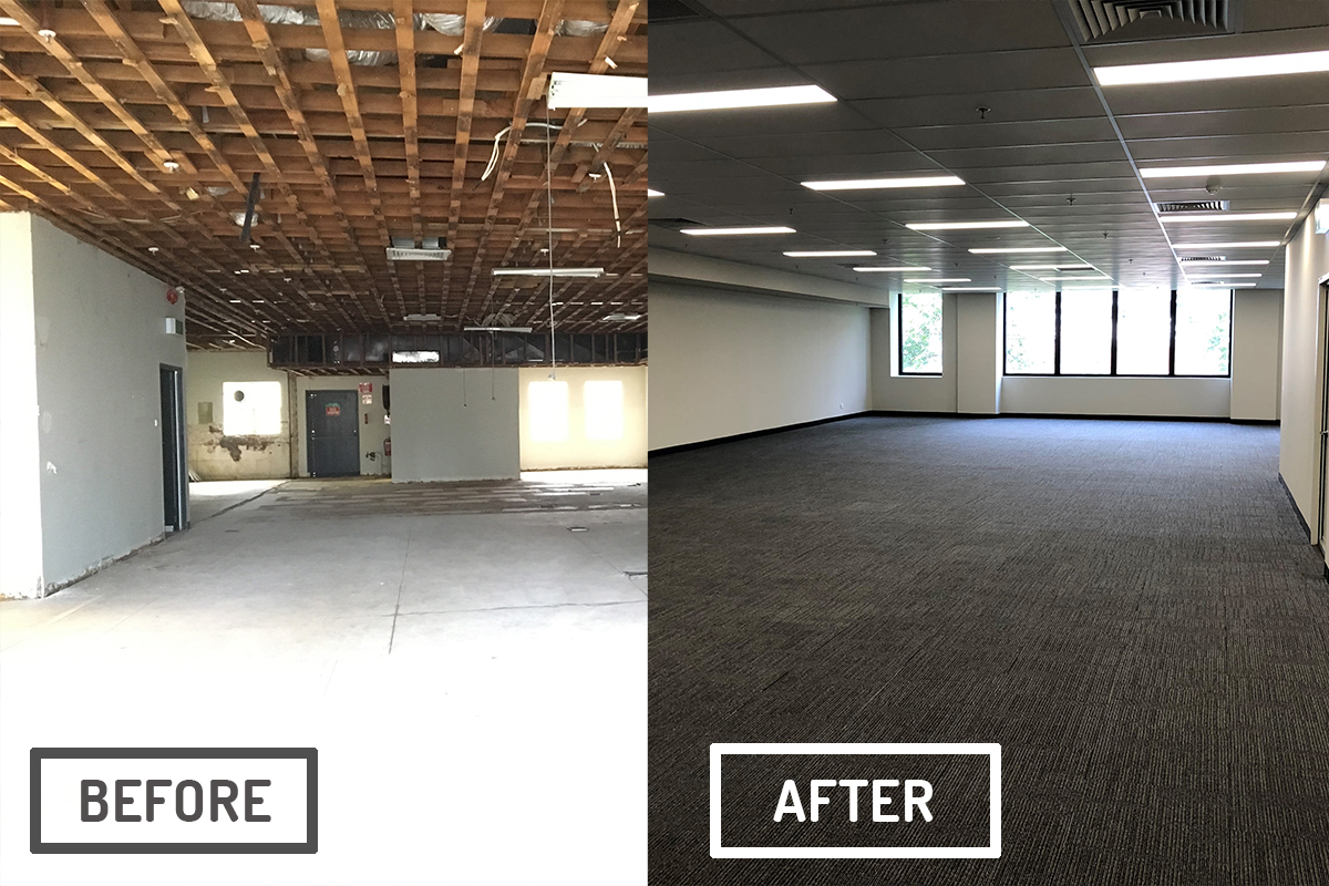 #LEASED Agent helps long-time owner mitigate risk with purpose-designed refurb.