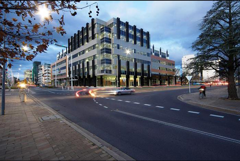 Canberra offices back in investor frame