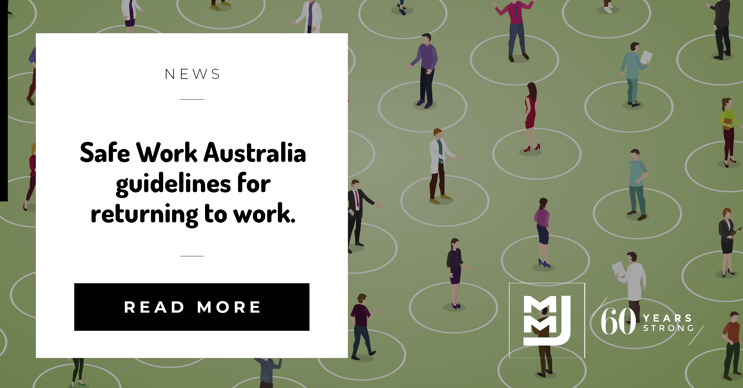 Safe Work Australia guidelines for returning to work