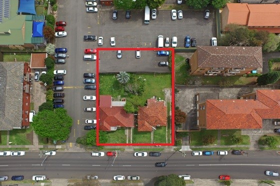 $3,235,000 Sale for Kembla Street Development Site