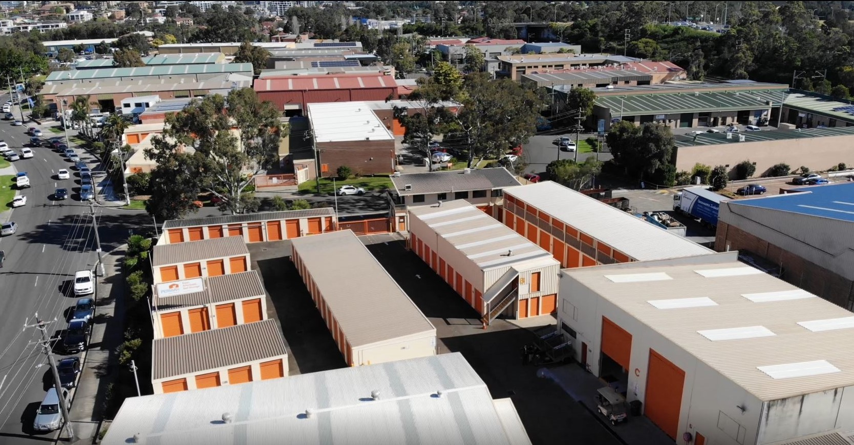 ABACUS PROPERTY GROUP ACQUIRE ANOTHER WOLLONGONG SELF-STORAGE ASSET