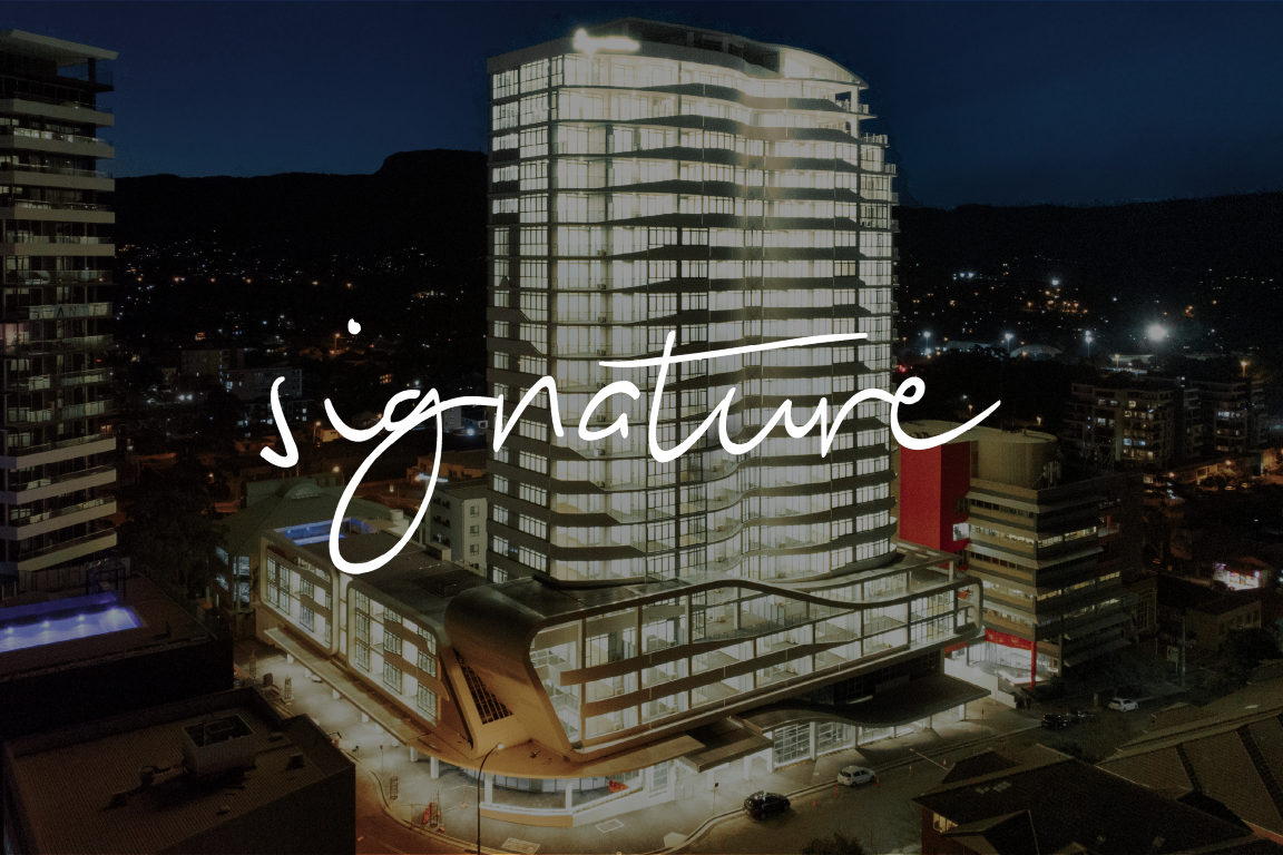 Signature, Wollongong
