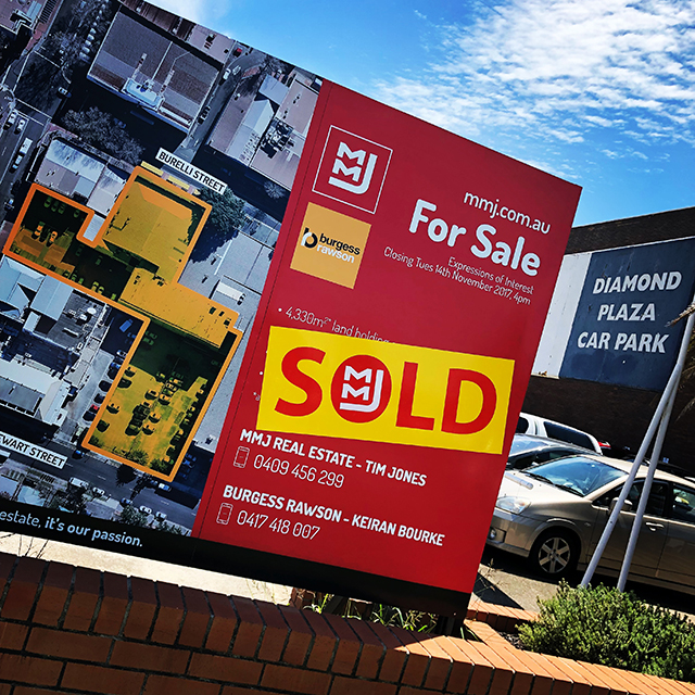 Wollongong Development Site Proves To Be Hot Property