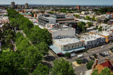 Historic Lygon Street Corner Sells