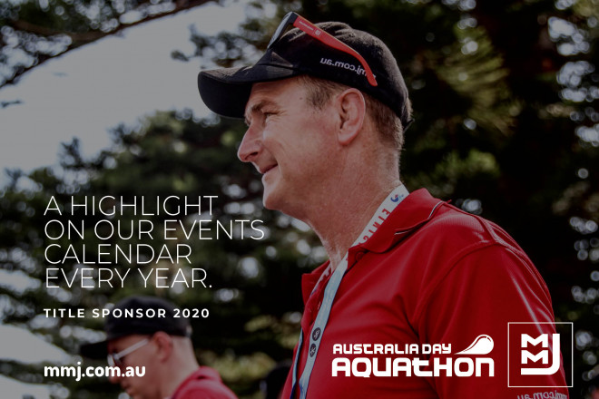 2020 MMJ Australia Day Aquathon