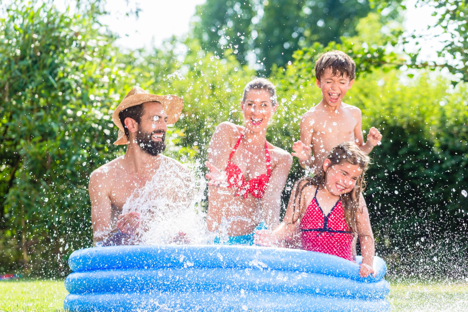 Did you know your inflatable pool could need a compliance certificate?